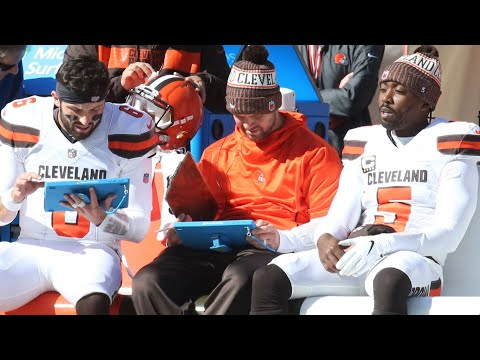 Tyrod Taylor still leading Browns despite being benched