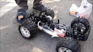 Nitro Yakıtlı RC Araba Nasıl Çalıştırılır ?