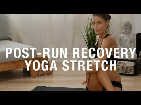 Yoga for Runners: 15 Minute Recovery Post Run Stretches