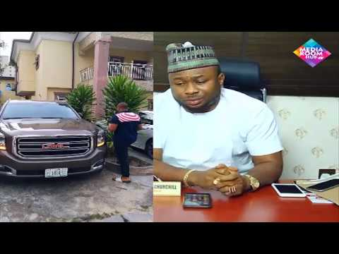 Tonto Dikeh's husband speaks on his domestic violence accusations