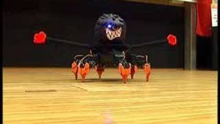 Hexapod Dance Competition - Hagenberg/Austria