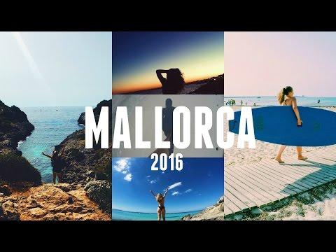 Mallorca, Balearic Islands 2016 - Spain Travel vlog