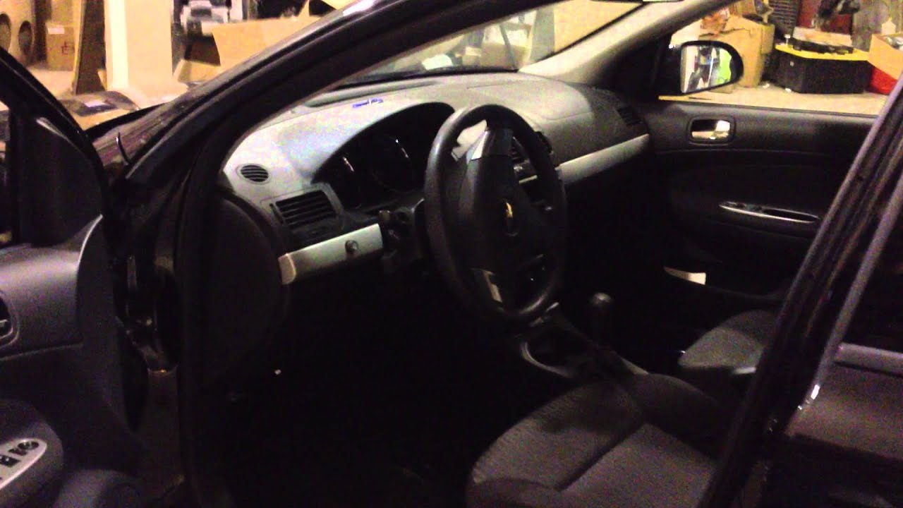 rostra cruise control installed 2010 chevy cobalt  [ 1280 x 720 Pixel ]