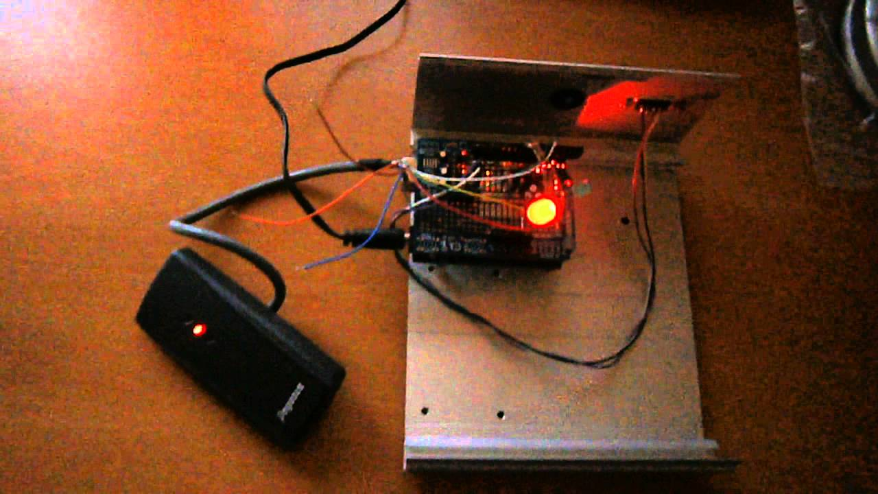 ARDUINO WEIGAND by LAHANADA