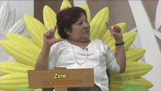 Programa Leruaite 31/12/2014 - Zena (dona do restaurante Zena)