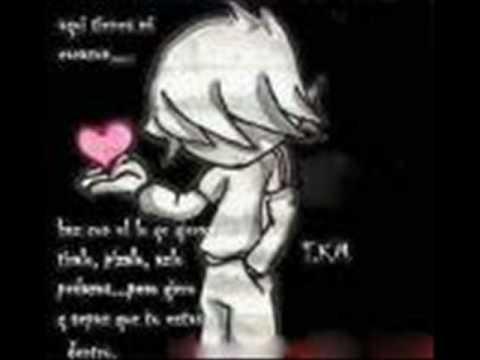 letra de la cancion tengo un amor tony: