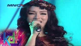 "Gambar cover Zaskia Gotik "" 1000 Alasan "" Kontes Final KDI 2015 (4/5)"