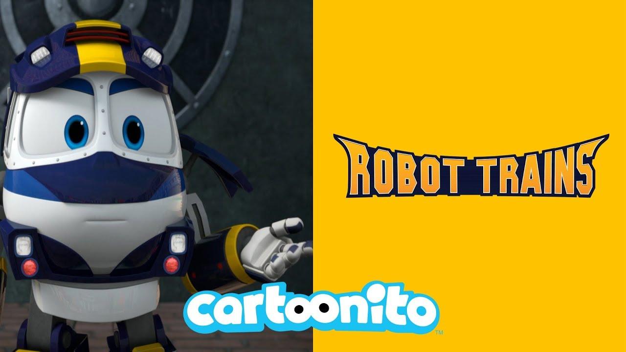 Robot trains let s build a new railroad cartoonito uk youtube