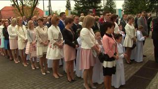 Pierwsza Komunia Święta 2017 w Parafii NNMP w Wieruszowie