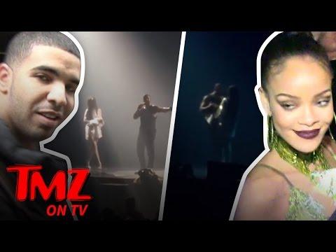 Drake: Rihanna's a Woman Who Holds Me Down (TMZ TV)