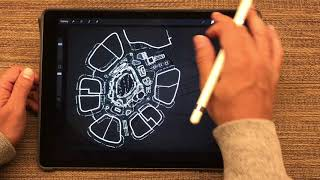Intro to Sketching on the iPad for Architects