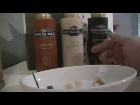 Ghirardelli White Chocolate Sauce