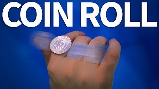 How to roll a coin across fingers ● TUTORIAL