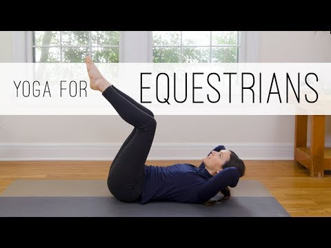 Yoga For Equestrians | Yoga With Adriene