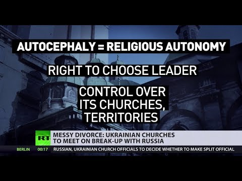 New Great Schism? Russian Orthodox Church breaks ties with Constantinople over Ukraine autocephaly