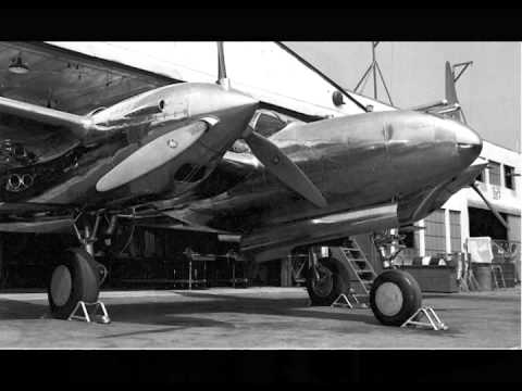 Lockheed P-38 Lightning Photo Gallery (including the XP-58 Chain Lightning)