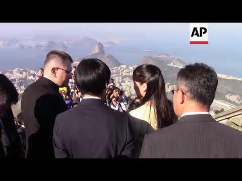 Japan's Princess Mako visits Brazil's Japanese diaspora