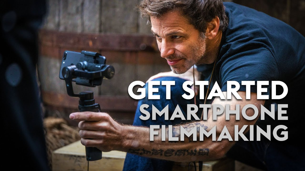 Ultimate Beginner's Guide to Smartphone Filmmaking