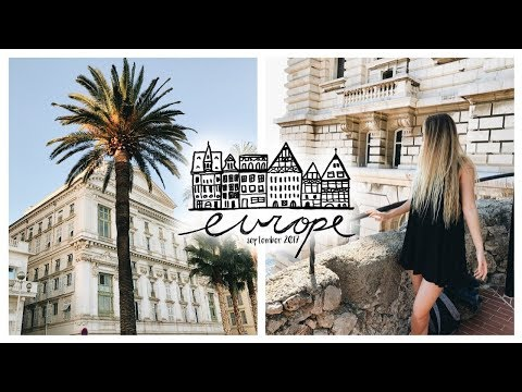 SOLO TRAVEL IN THE SOUTH OF FRANCE!