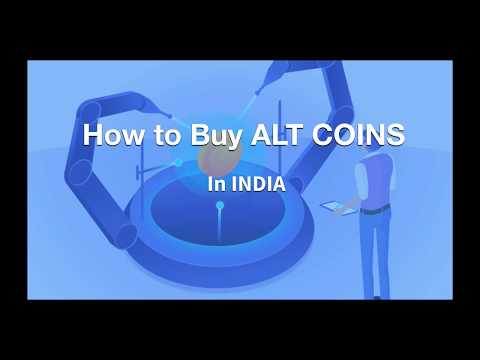 How To Buy AltCoins In INDIA [ Hindi ] All Steps