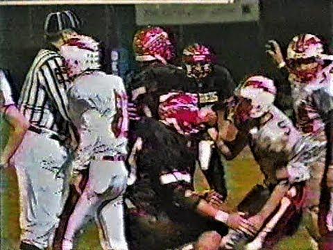 Bellaire Big Reds football - 1997 Playoffs v.  Piketon