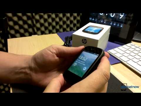 Tiny-Droid: Installing Android On The HP Veer