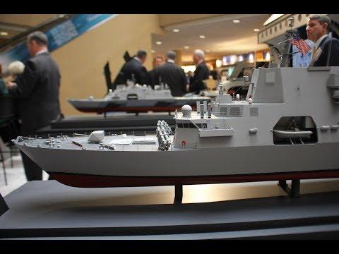 SNA 2018 Day 1: Lockheed FFG(X), BAE Systems ADL, Raytheon ESSM & NSM