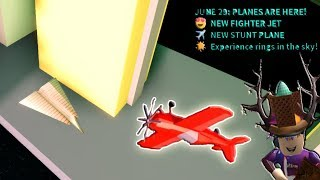 ROBLOX JAILBREAK PLANES!! [FULL UPDATE GUIDE!]