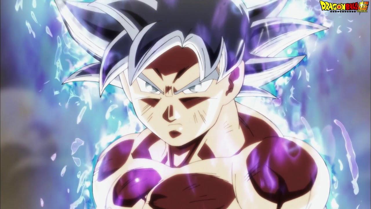#11 Live wallpaper - Goku ultra instinct mastered (PC wallpaper) - YouTube