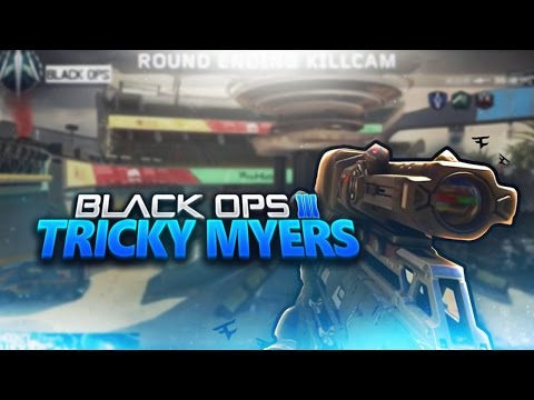 HE BILLED ME!(BO3 TRICKY MYERS!)