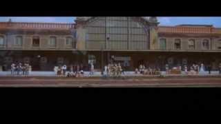 La Estación de Almería en ¡Agachate Maldito! (A Fistful of Dynamite de Sergio Leone)