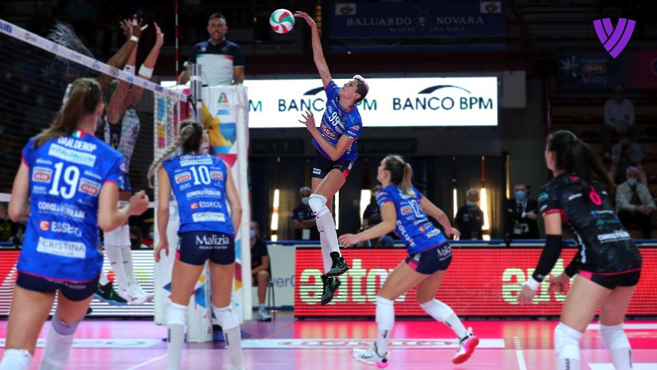 Ebrar Karakurt is BACK🏐💥 | Highlights Women's Volleyball Serie A 🇮🇹