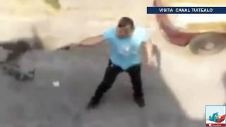 Detienen a sujeto que disparó contra una familia en Iztapalapa
