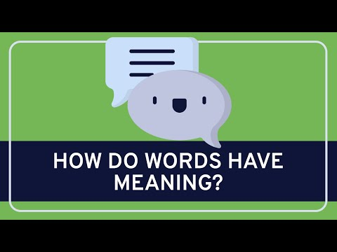 PHILOSOPHY - Language: Meaning and Language [HD]