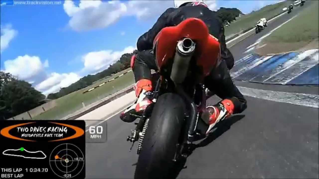 Two Daves Racing Kawasaki Er6 Supertwin Ng Donington Park 2014