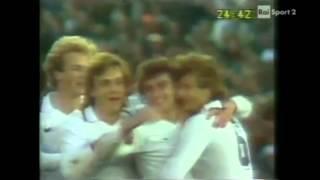 Mondiali calcio 1978 GERMANIA OVEST OLANDA