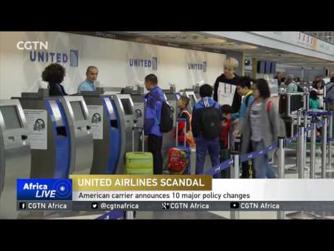 United Airlines Announces Passenger Policy Changes | CNBC from YouTube · Duration:  1 minutes 42 seconds
