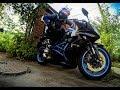 Honda CBR 600 RR - Install Black  Fairings \ Установка Чёрного пластика