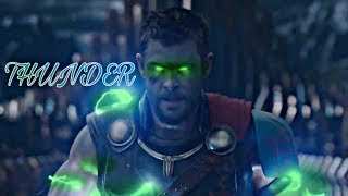 Thor [Feel the Thunder] God of THUNDER Tribute