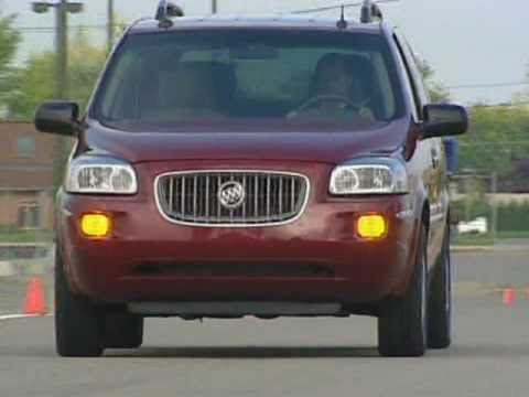 Buick Terraza  (2005) Product Training