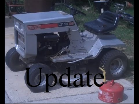 Sears Craftsman Lt10 36 Update And More