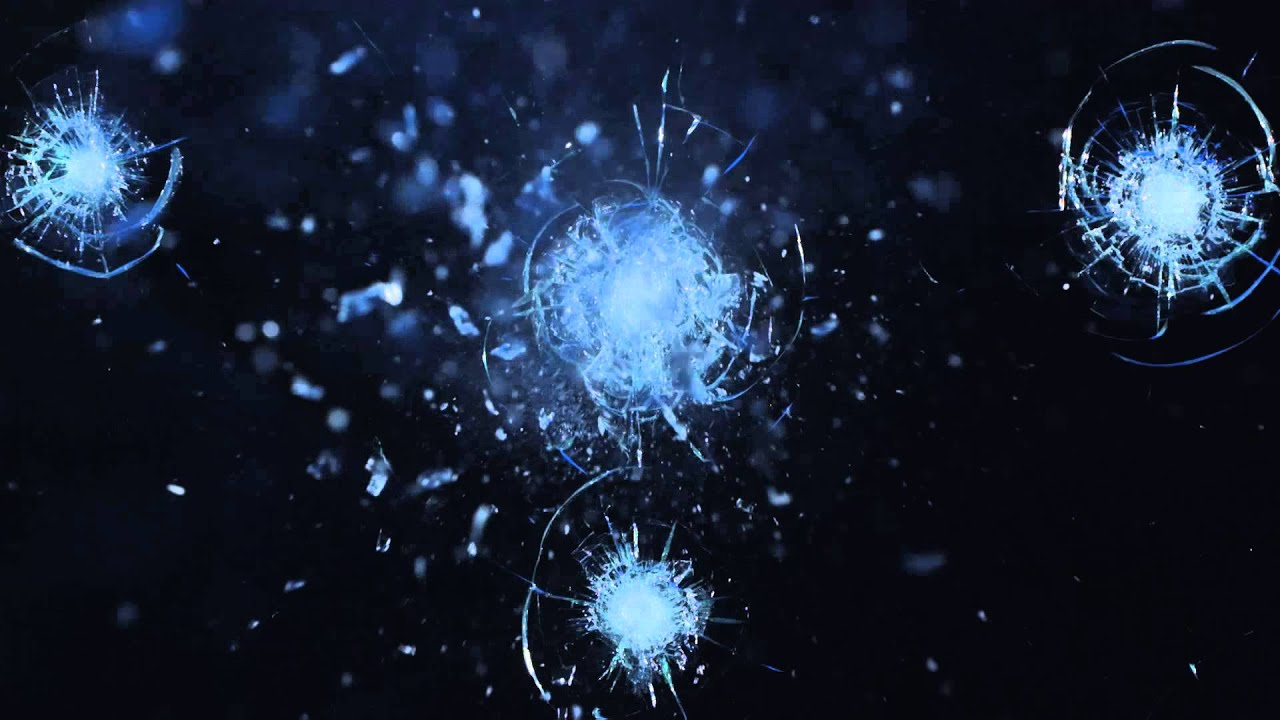Smashing Car Wallpaper Bullet Proof Glass Test In Slow Motion Impact As Shot Hits