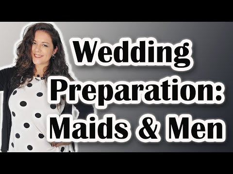 Wedding Preparation: Choosing Your Wedding Party