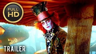🎥 ALICE IN WONDERLAND (2010)   Full Movie Trailer   Full HD   1080p