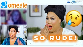 Strangers On Omegle Pick My Makeup | PatrickStarrr