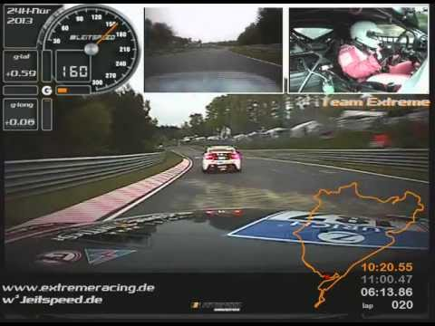 Nurburgring 24hrs 2013 Onboard part 1