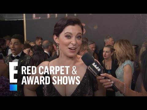 Rachel Bloom Actually Bought Her 2017 Emmys Dress | E! Red Carpet & Live Events