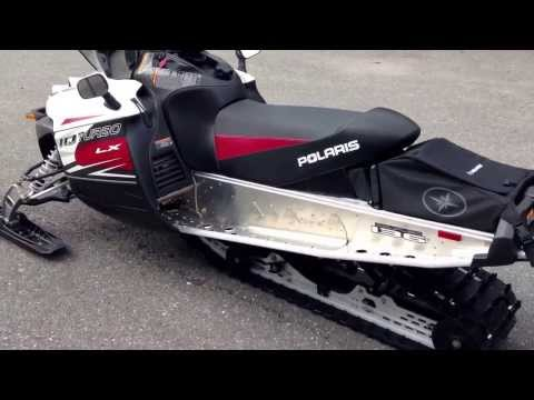 2011 Polaris turbo IQ LX. Only 5 miles!! Check it out at Bangormotorsports.net