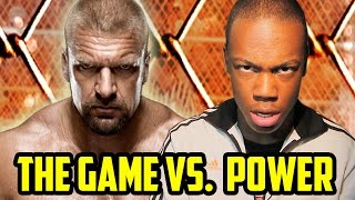 Hell In A Cell 2015 - Triple H vs. Will Power (WWE 2K15 Last Man Standing)