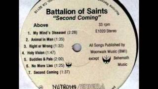 BATTALION OF SAINTS ~ ACE OF SPADES